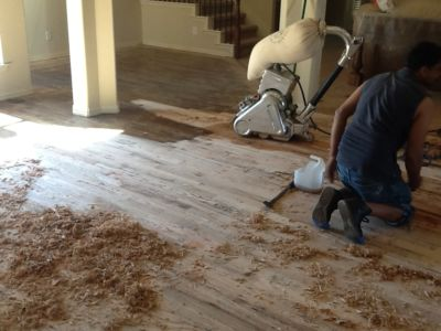 DFW-Custom-Wood-Floors-Refinishing-handscraping-1