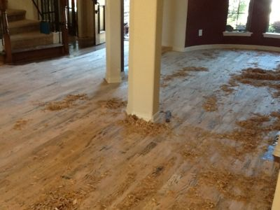 DFW-Custom-Wood-Floors-Refinishing-handscraping-2
