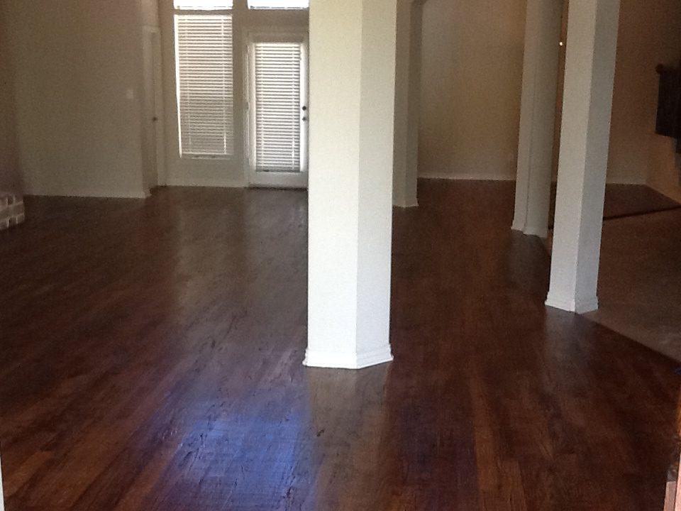 DFW Custom Wood Floors - Refinishing Wood Floors